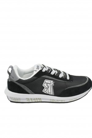 Pantofi sport negri bărbați, Oasis Eritage from Rifle