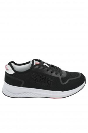 Pantofi sport negri bărbați, Clay from Rifle