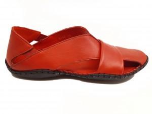 Sandale bărbați cu design modern și talpa cusută