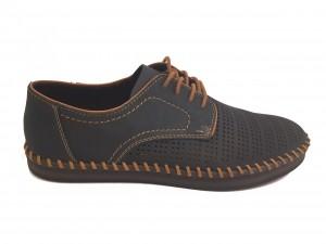Pantofi casual bărbați din piele naturală