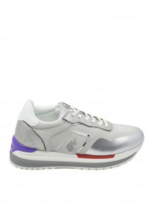 Pantofi sport Amy silver US POLO ASSN
