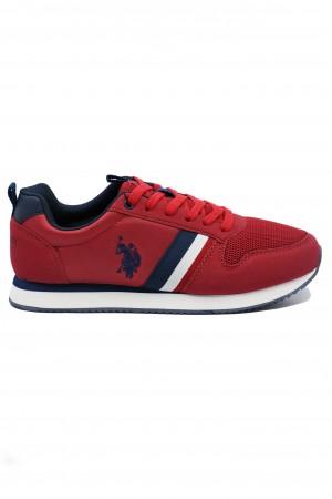 Pantofi sport grena bărbați U.S. POLO ASSN.