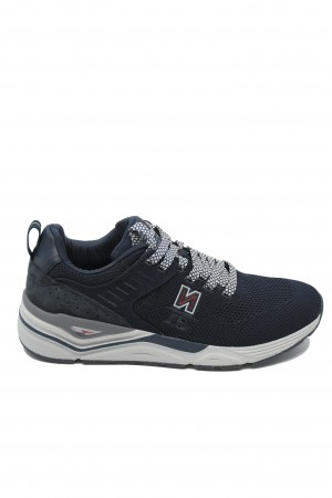 Pantofi sport Thunder Flyknit bleumarin, din material textil