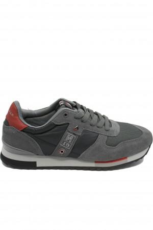 Pantofi sport bărbați gri închis Remi