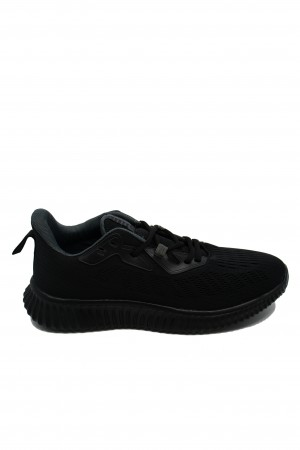 Pantofi sport negri bărbați din material textil, Ryt Bentley