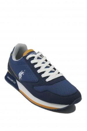 Pantofi sport bleumarin bărbați Nobil by US POLO ASSN