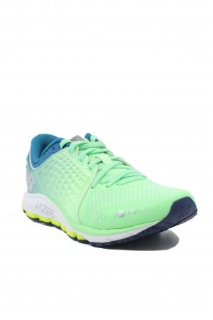 Pantofi damă de alergare verzi New Balance