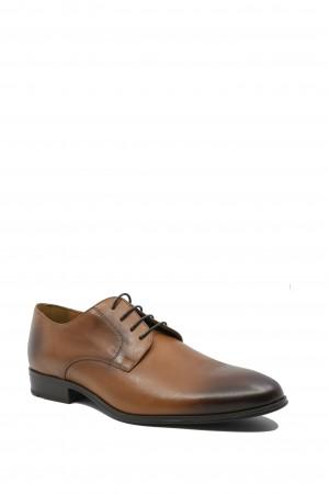 Pantofi taba eleganți pentru bărbați din piele naturală