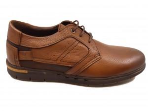Pantofi anatomici bărbați din piele naturală