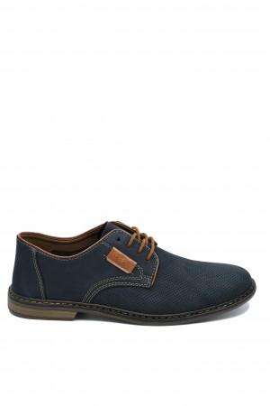 Pantofi casual Rieker din piele întoarsă