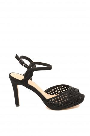 Sandale damă elegante negre