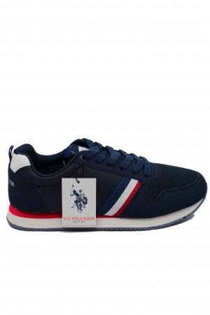 Pantofi sport bărbați bleumarin U.S. POLO ASSN.