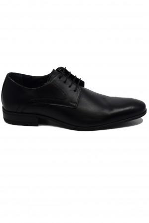 Pantofi eleganți negri Mario Lavalle