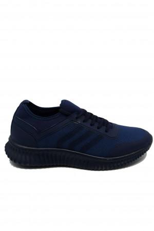 Pantofi sport bleumarin bărbați din material textil, Ryt Vegas