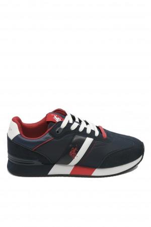 Pantofi sport bărbați Barry Navy US POLO ASSN