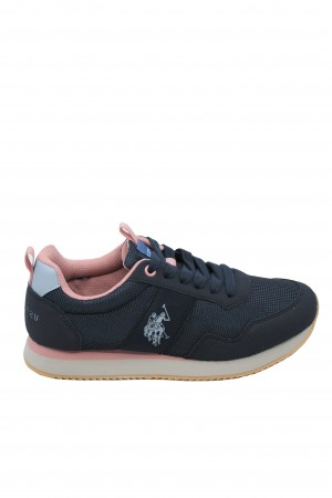 Pantofi sport damă Teva bleumarin US POLO ASSN