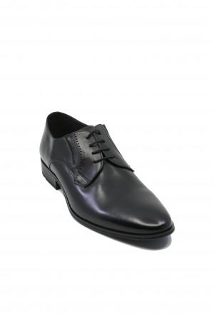 Pantofi negri eleganți din piele naturală de vită
