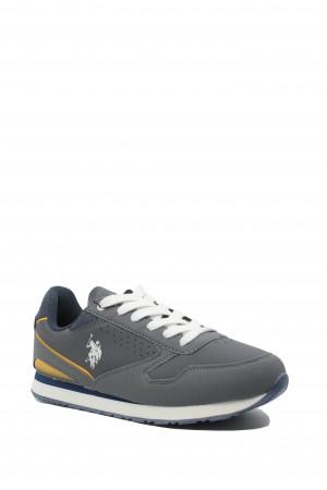 Pantofi sport damă Nobik Gry, US POLO ASSN