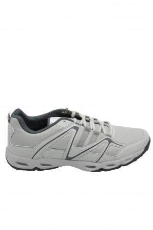 Pantofi sport gri fume bărbați din material textil, Ryt Malibu